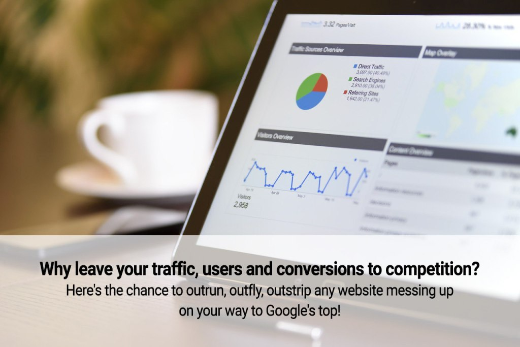 OUTRANK YOUR SEO COMPETITION