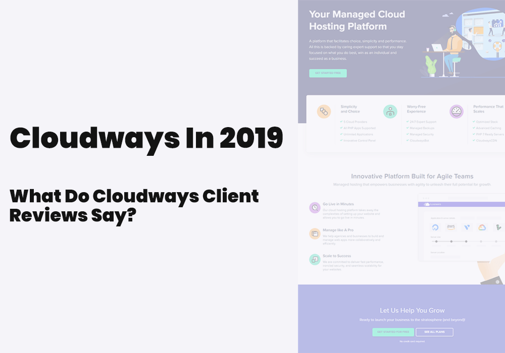 cloudways managed cloud hosting review featured 1000x700