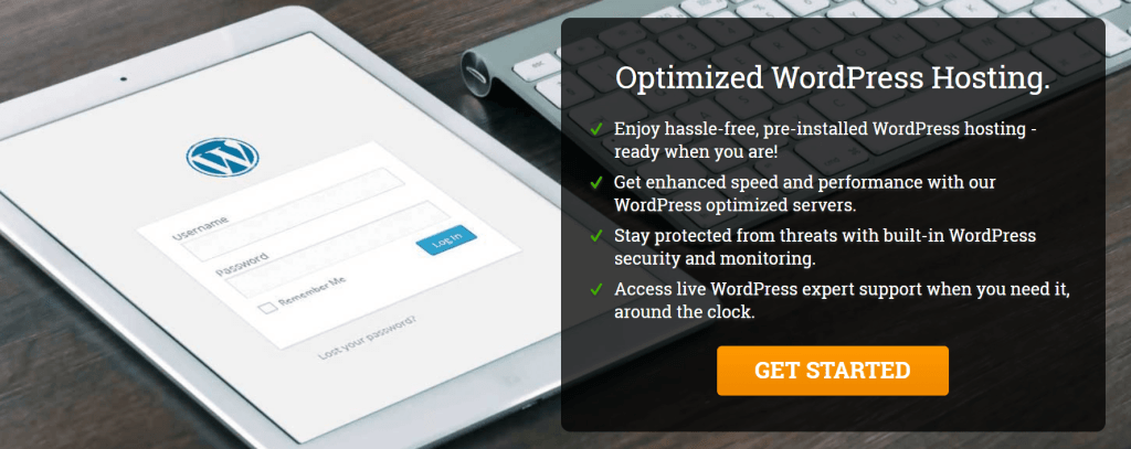 HostPapa WordPress hosting