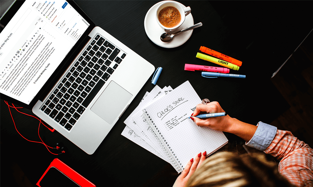 How to Write Awesome & SEO friendly Blog Posts (Blog Writing Checklist)