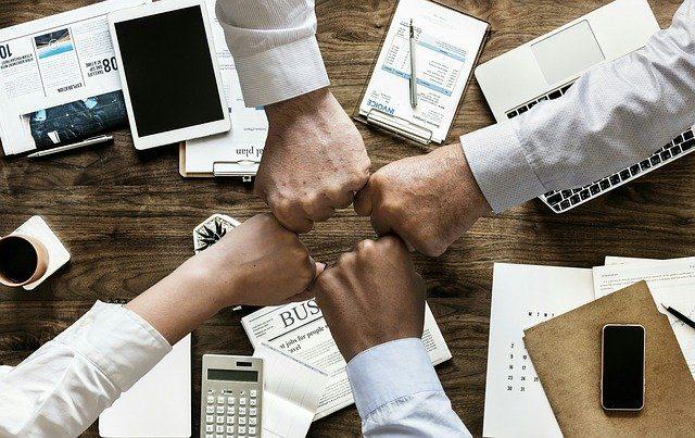 Create a company page