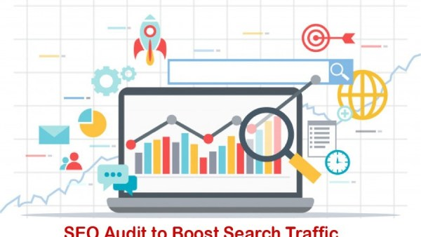 SEO Audit to Boost Your Search Traffic Featured Image