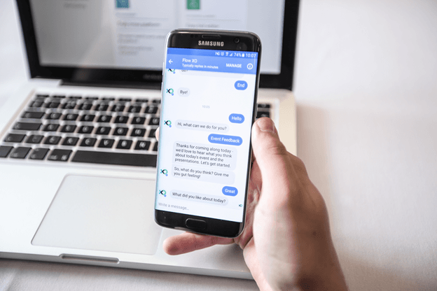 AI Promote User Interaction through Chatbots