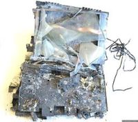 Burned laptop secumem 16