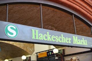 Markt in Berlin-Mitte