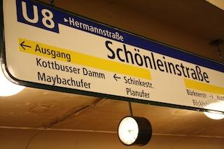 Schönleinstrasse Wochenmarkt Maybachufer
