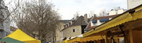 Wochen- und Ökomarkt Spritzenplatz