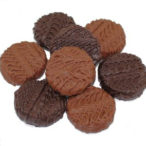 Celebrate National Chocolate Day with some of our chocolate-covered Oreos.