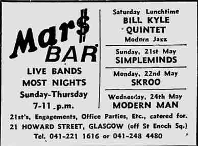 The Mars Bar Advert 1978