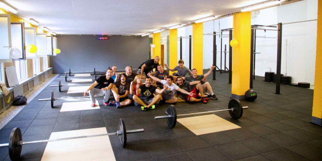 crossfit lutece paris