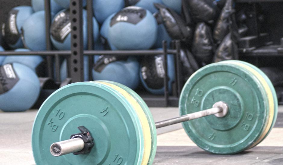 equipement CrossFit ®* La Rochelle