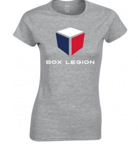 t-shirt patriote box legion