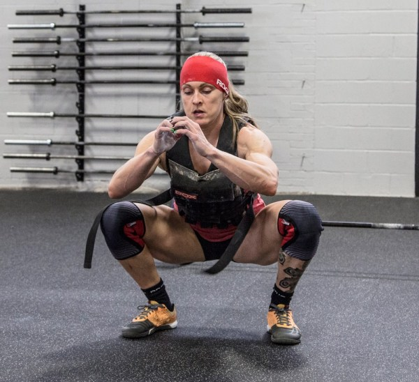 gilet lesté CrossFit ®* rogue fitness