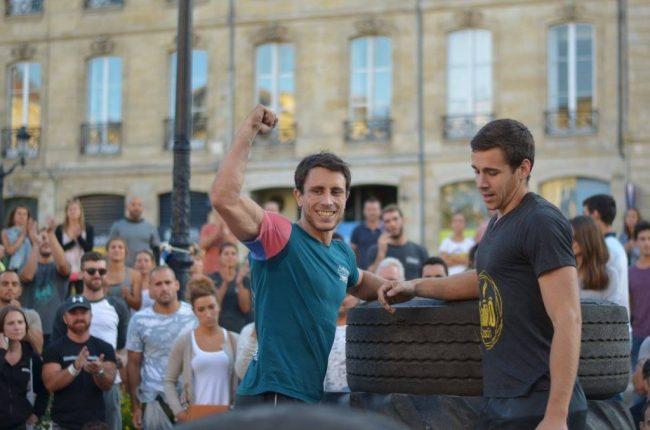 Manu de CrossFit ®* Saint SImon en action