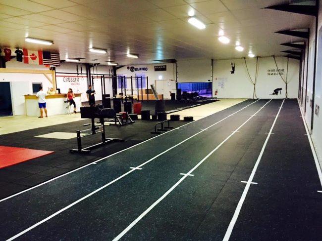 Vue d'ensemble de CrossFit Valence