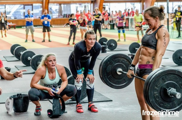 scaled ou rx crossfit