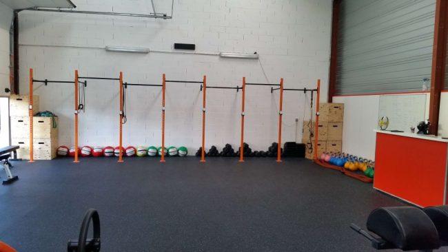 CrossFit ®* Lambesc vue de cote