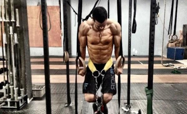 muscle up lesté