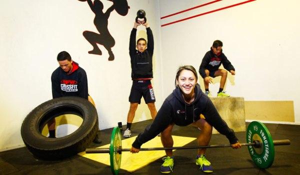 CrossFit ®* teen