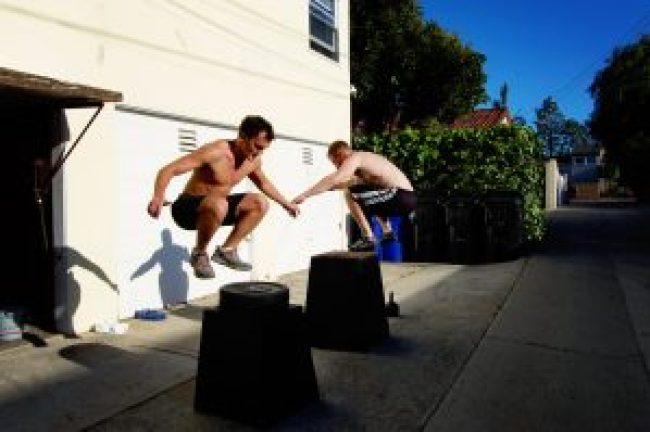 Blessure CrossFit
