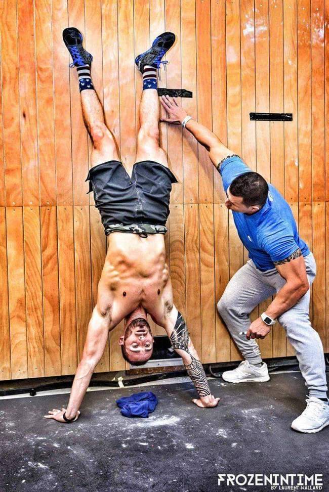 Bailly Willy - CrossFit Frejus