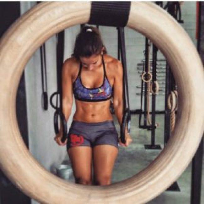 Deia Santos - CrossFit ®* Riviera