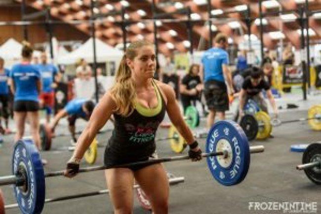 Eva Moastert - CrossFit ®* Epsilon