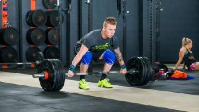 crossfit-shellharbour-weight-lifting