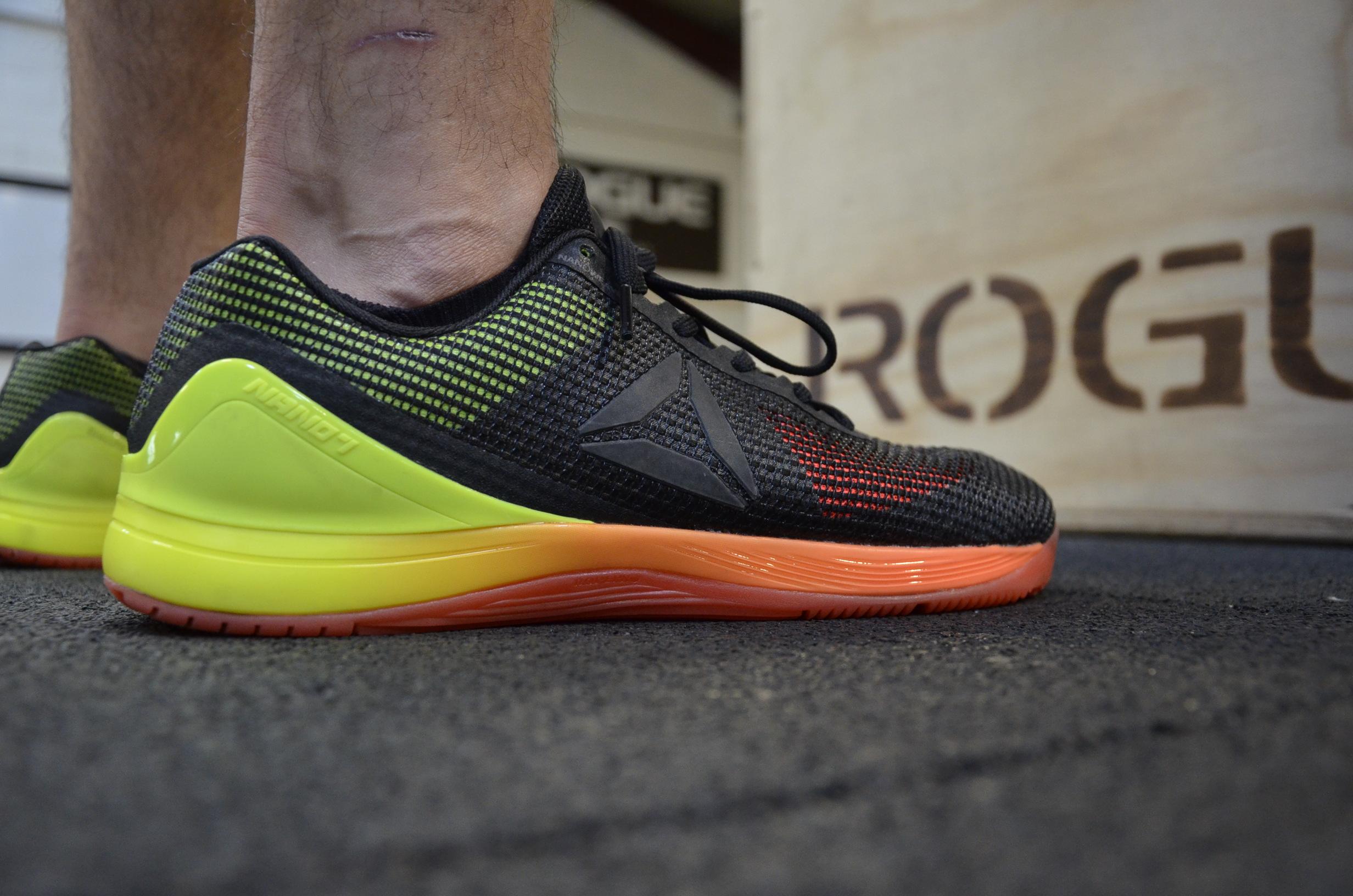 b1ef099916e Nous avons testé pour vous… la Reebok CrossFit ®  Nano 7 ! - WODNEWS