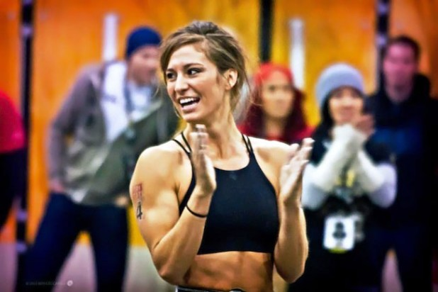CrossFit ragazza
