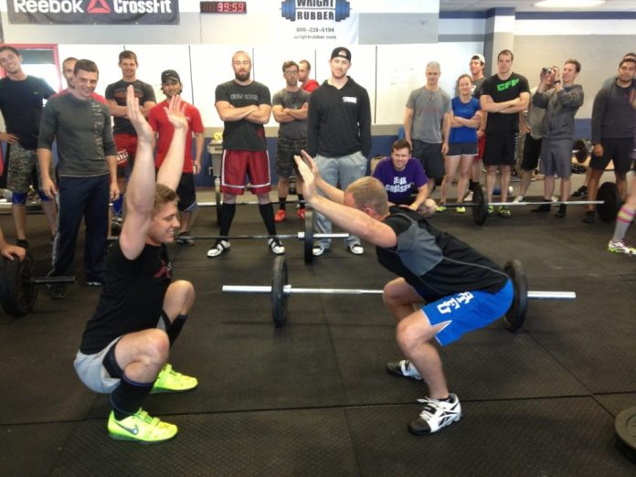 mobility CrossFit