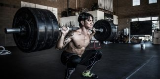 Progressione Squat CrossFit
