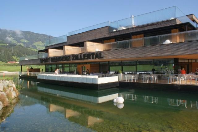 GC. Zillertal Uderns Hotel und Clubhaus