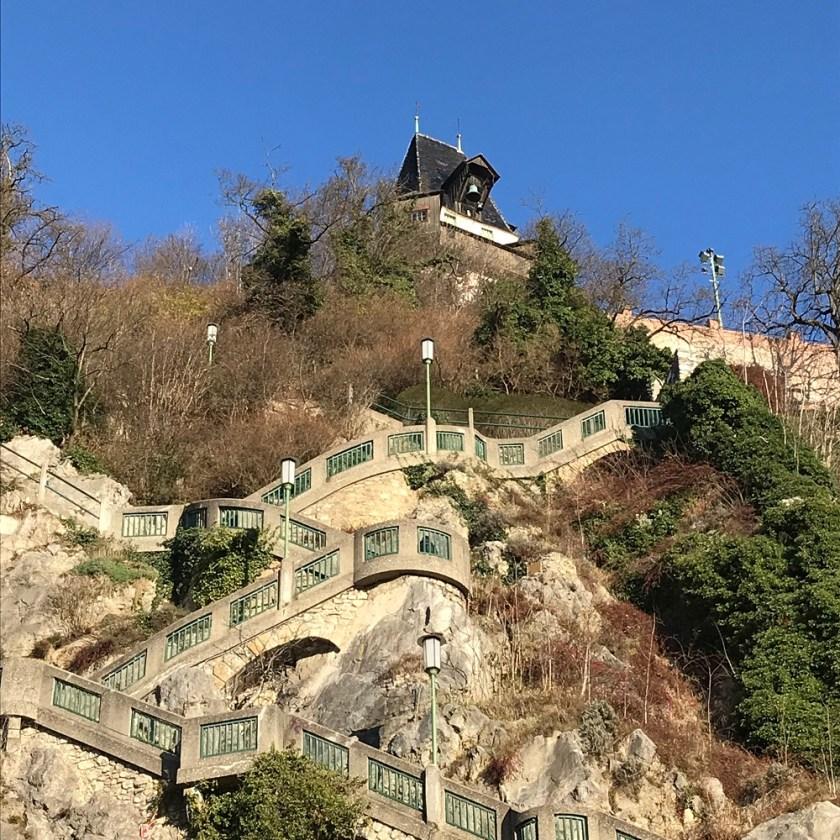 Schlossbergstiege