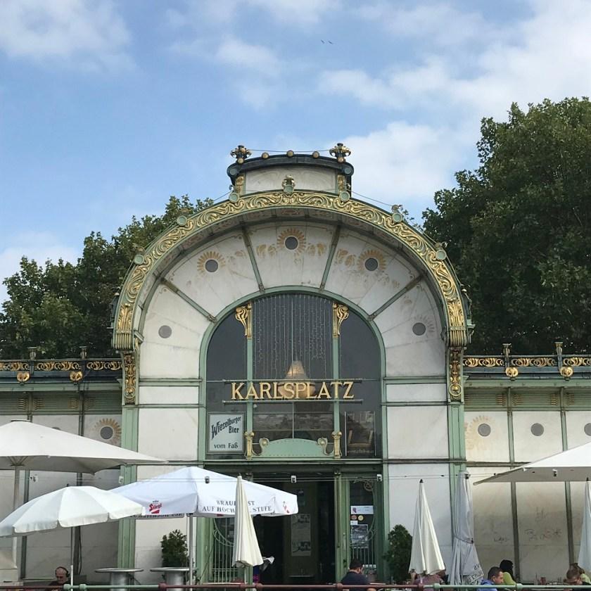 U4 Karlsplatz