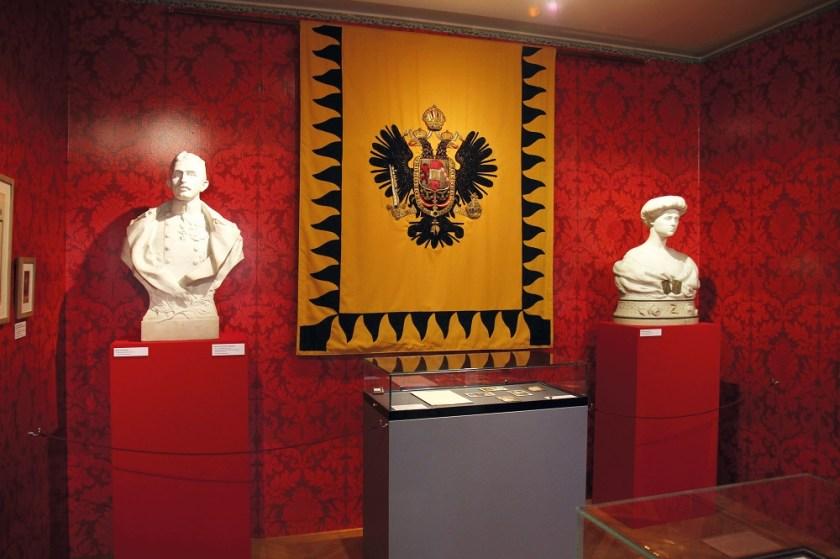 Kaiser Karl und Zita © SKB