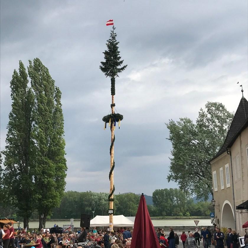 1. Maifest in Stein an der Donau