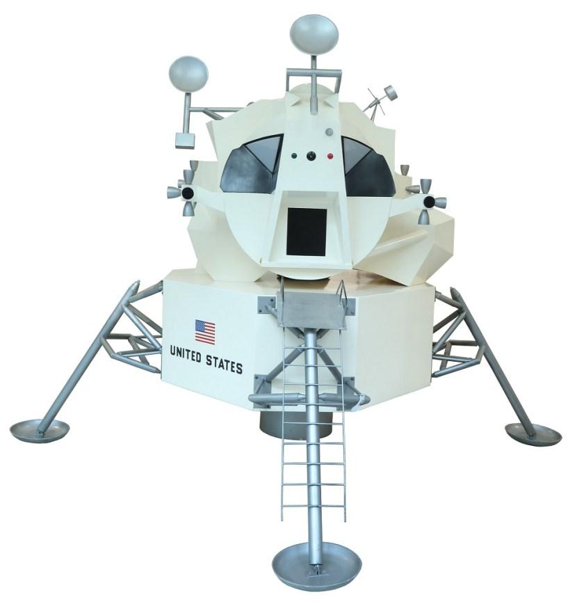 """Modell """"Lunar Lander"""" © Technisches Museum Wien"""