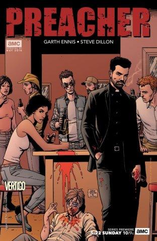 Ein Titelbild der Comic-Reihe