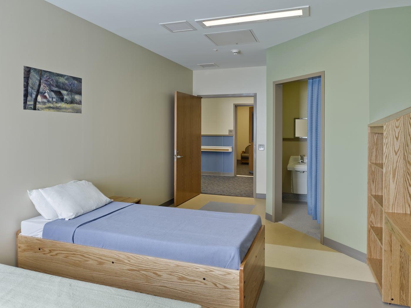 Universal Health Services Rockford Center Wohlsen
