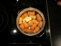 Korken kochen