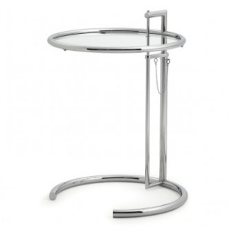 Classicon Beistelltisch-Klassiker Adjustable Table E 1027, Eileen Gray 1927