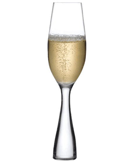 2er Set Nude Champagnerglas Wine Party – 250 ml