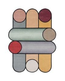 EMBRACE INDULGENCE – Rotazioni Carpet von Patricia Urquiola für CC Tapis. © Heimtextil Trendbuch