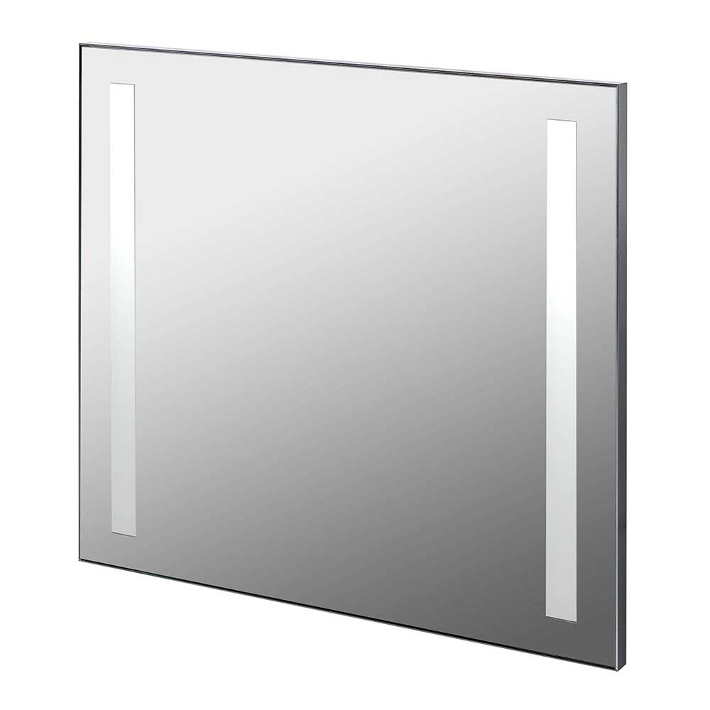 70x70 Bad Spiegel Mit Led Beleuchtung Made In Germany Asculia