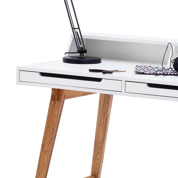 Schreibtisch Weiß 100 Cm Breit 2021