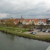 Panorama Karlstadt - westwärts