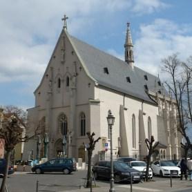 Wallfahrtskirche in haßfurt