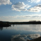Ausgang des Haßfurter Hafens
