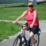 Unterwegs mit dem Rad - die erste Tour!